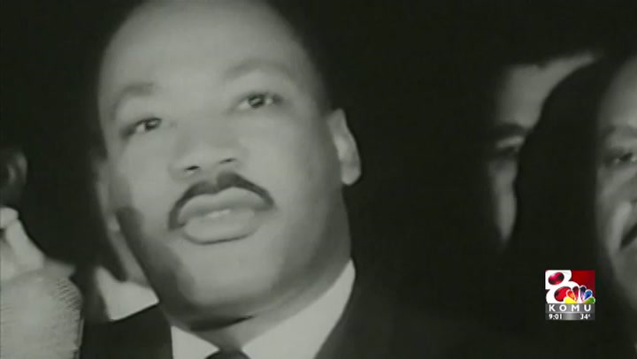 Columbia commemorates 50th anniversary of MLK's death