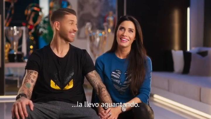 Ramos muestra cómo es su familia en su documental