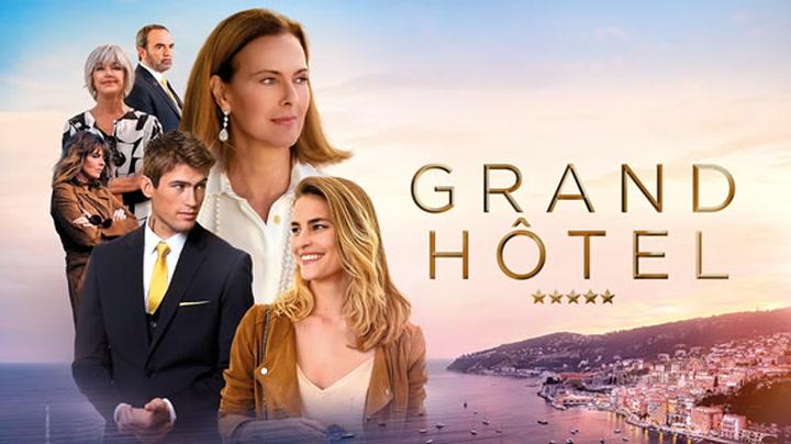 Replay Grand hotel - Dimanche 24 Janvier 2021