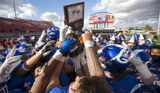 Bishop Gorman wins 10th football state championship