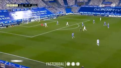 Eden Hazard pone fin a su sequía y vuelve a marcar con Real Madrid