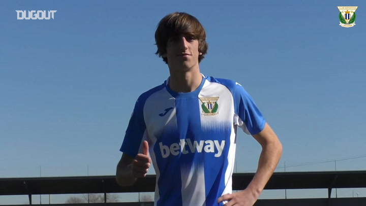 Gil and Guerrero join Leganés until end of the season