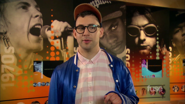 Shows: 100 Most Award-Winning Artists : Jack Antonaoff FAVORITE 60-51 MUMFORD AND SONS