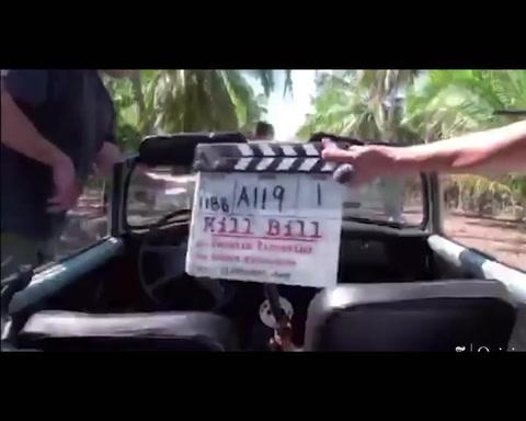 Tarantino lamentó las consecuencias de una escena de Uma Thurman