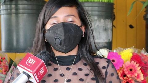 Ciudadanos envían un mensaje a la mujer hondureña en su día
