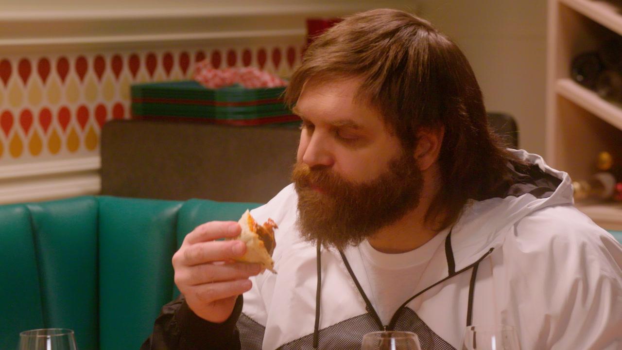 Wine and Cheeseburger: Harley and Lara Pair Falafel with Wine