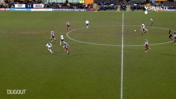 Rianna Dean heads home last-gasp winner vs West Ham