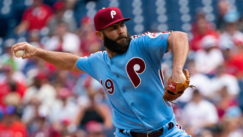 Is Jake Arrieta a possible fit for the Mets rotation?