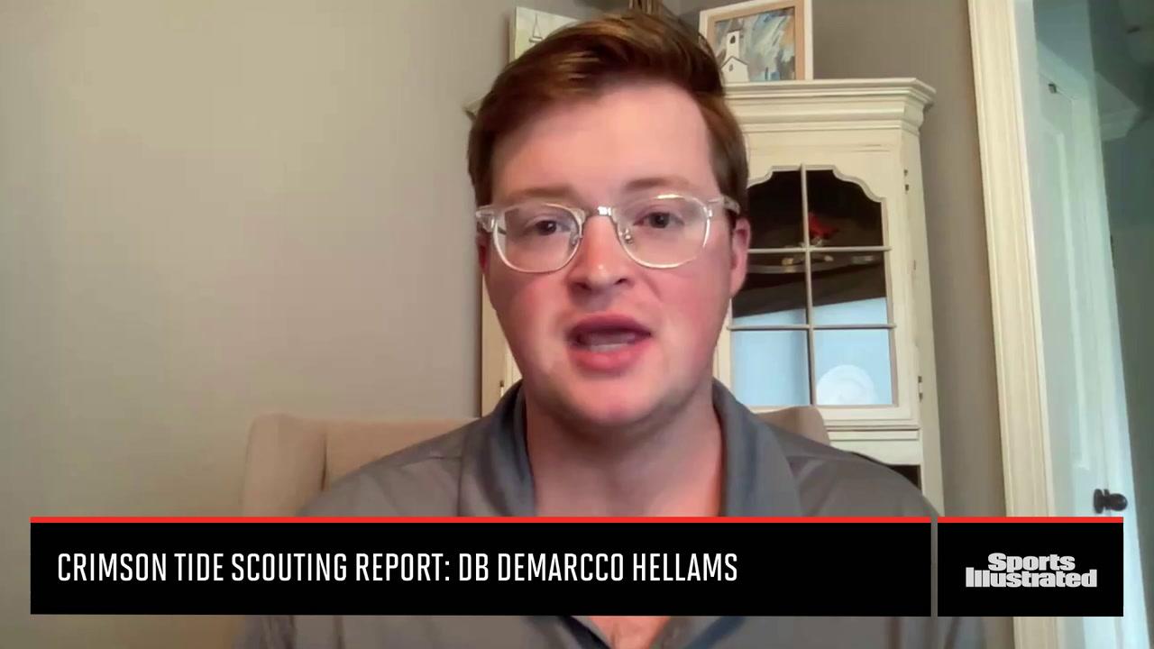 Crimson Tide Scouting Report: Defensive Back DeMarcco Hellams
