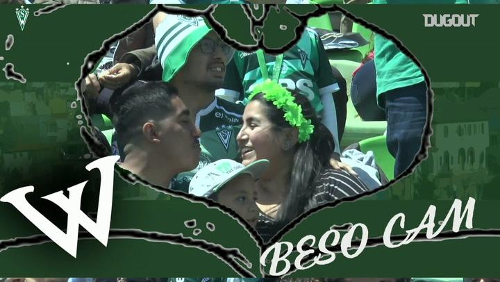 Kiss Cam: Santiago Wanderers Vs Copiapó