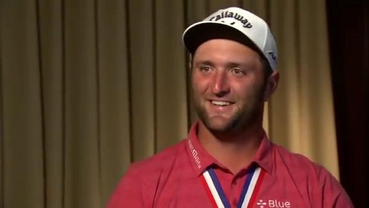 Jon Rahm, US Open champion: