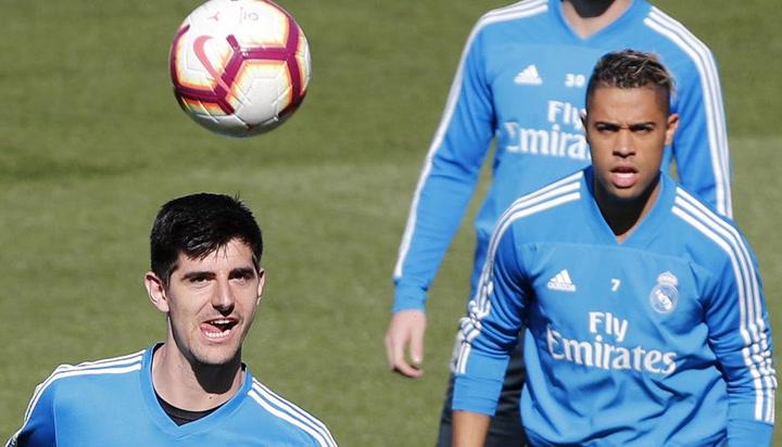 El Real Madrid ya prepara la visita al Getafe