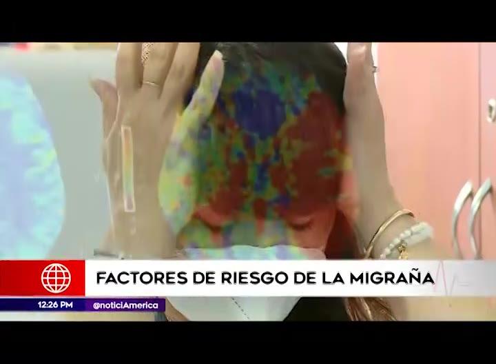 ¿Cuáles son las causas de la migraña?
