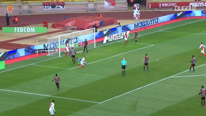 Monaco sink Lorient in 2016