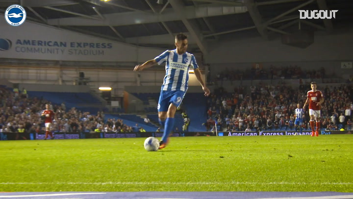 Glenn Murray scores the first goals of second Brighton spell
