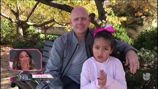Yaritza Owen llora sobre el escenario de Nuestra Belleza Latina al ver vídeo de sus hijos