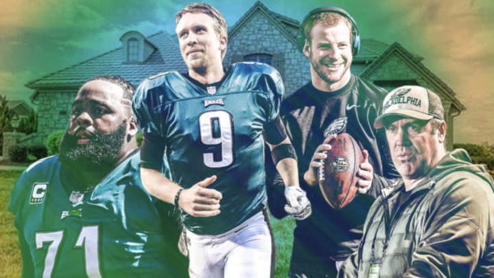 Philadelphia Eagles: See Where the Super Bowl Champs Go Home to Roost