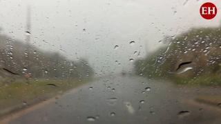 Honduras: Fuertes lluvias en la zona de Los Laureles