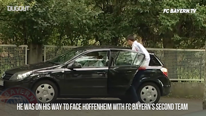 Throwback: Hummels' First Time In The Bayern Squad