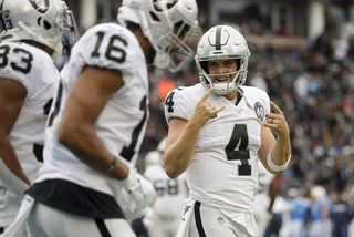 Weather and Playoffs cant distract Raiders against Broncos – VIDEO