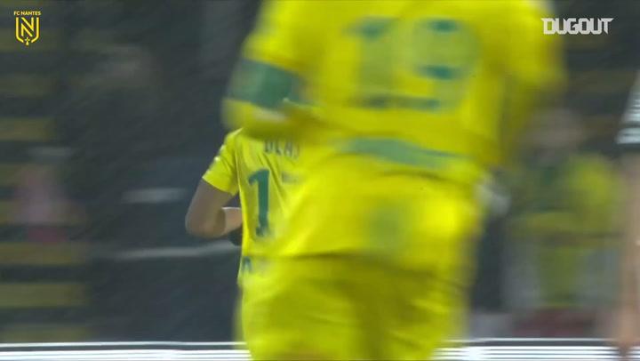 Ludovic Blas secures win over Dijon