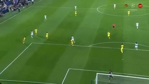 Villarreal 2-2 Atalanta (Champions League)