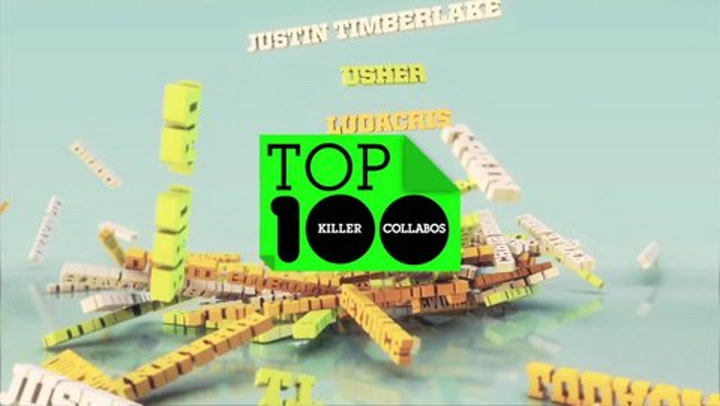Ashanti Hosts Fuse's Top 100 Killer Collabos on Tuesday, April 17th