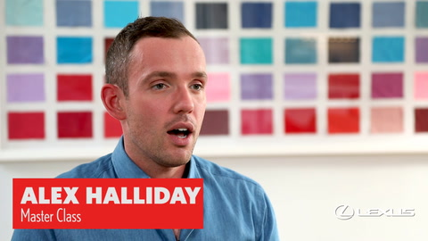 TECH PRIDE: Alex Halliday