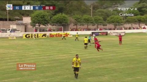 Real Sociedad 1-0 Real España (Liga Nacional)
