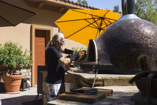 Hubert Keller's Backyard Kitchen