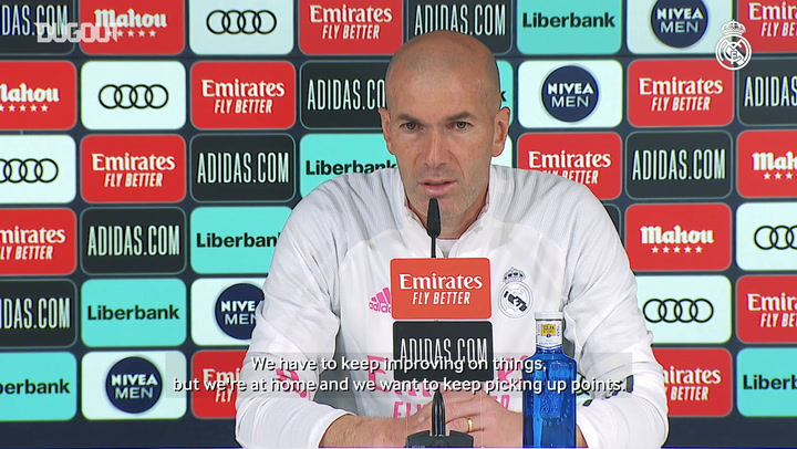 Zinedine Zidane: 'LaLiga is still there to be won by anyone'