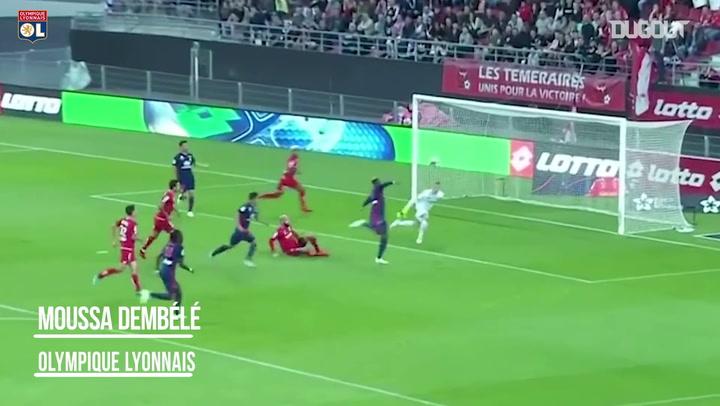 Los Mejores: Moussa Dembélé