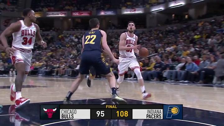 Lo más destacado de la jornada de la NBA