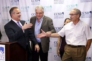 CCSD and CCEA Reach Agreement on Teacher Pay – Video