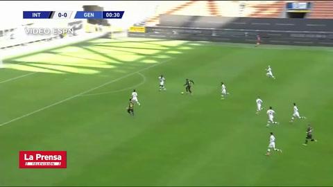 Inter 3 - 0 Genoa (Serie A)