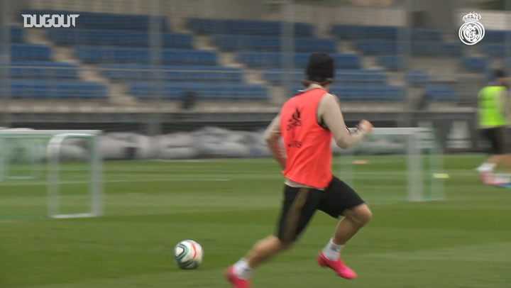Real Madrid's preparations for Betis clash continue