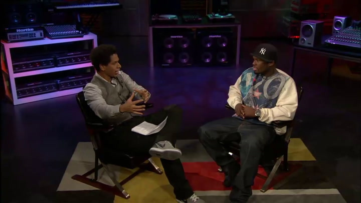 On The Record : 50 Cent - Part 2