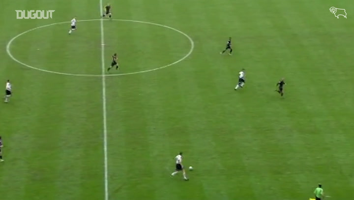 Derby County win play-off final vs West Brom