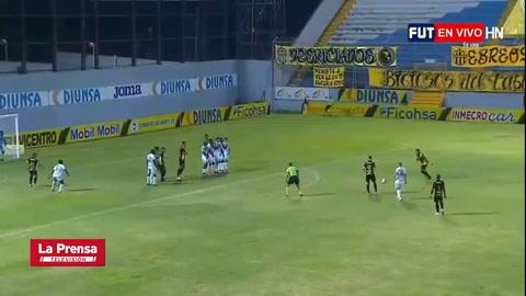 Real España 3 - 2 Platense (Torneo Apertura 2020)