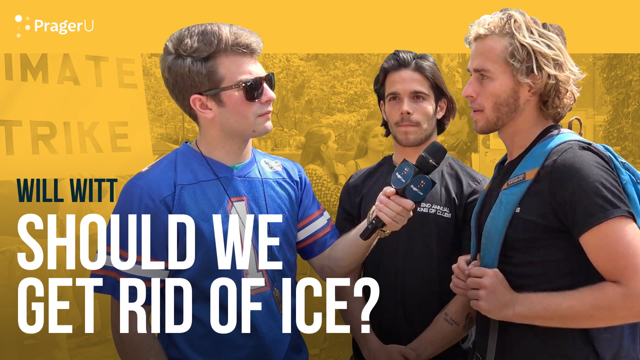 Should We Get Rid of ICE?