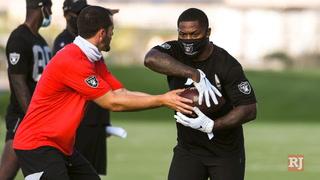 Raiders' Josh Jacobs explains why he missed practice – Video