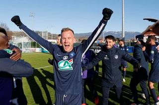 Rumilly-Vallières, de cuarta división, clasifica a semifinales de Copa de Francia