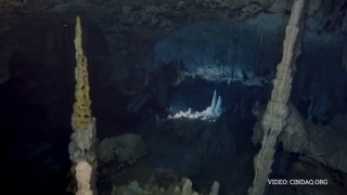 Descubren Minas De Ocre De Hace 12.000 Años En Cuevas Subacuáticas De México - Afp