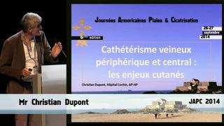 Cathéters veineux centraux et périphériques : les enjeux cutanés