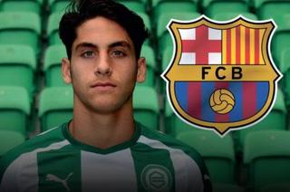 Barcelona ficha a Ludovit Reis procedente del Groningen de Holanda