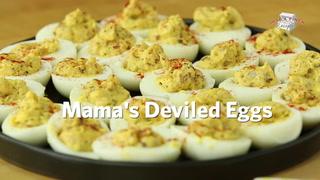 Mamas Deviled Eggs