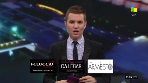 Santiago del Moro recordó a Cabezas