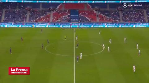 PSG 1-0 Metz (Ligue 1)