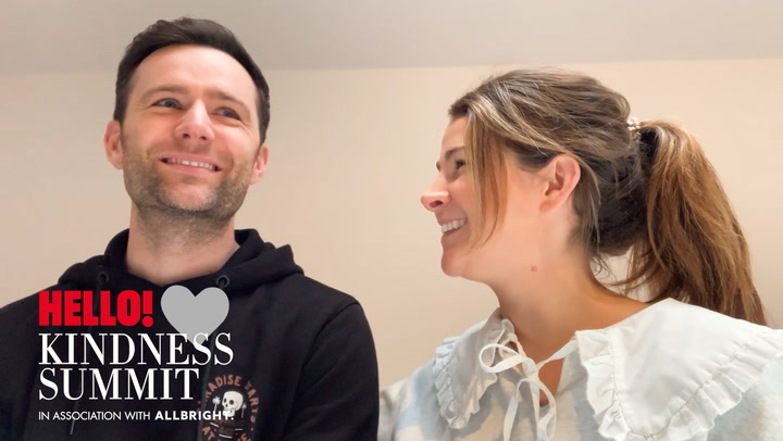 Kindness Cam: Izzy & Harry Judd
