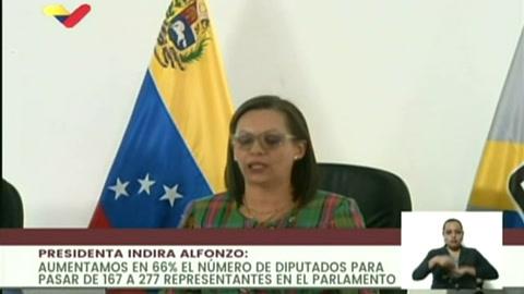 Elecciones parlamentarias en Venezuela se celebrarán el 6 de diciembre